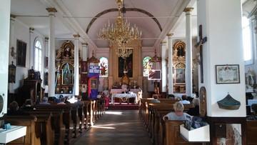 Para z 3-miesięcznym dzieckiem okradała kościoły. Działali na obszarze kilku powiatów