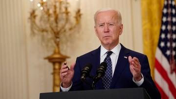 """Biden skomentował budowę Nord Stream 2. """"Jestem przeciw"""""""