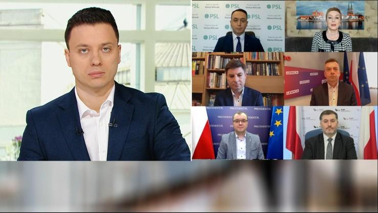 """""""Żadnych nowych danin w pandemii"""" - politycy o podatku medialnym w """"Śniadaniu w Polsat News"""""""