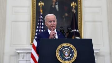 Biden zaapelował do Amerykanów. Ostrzegł przed wariantem Delta