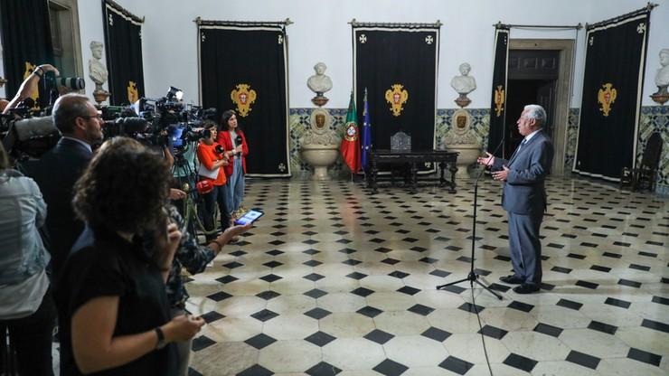 Prezydent Portugalii powierzył Coscie misję utworzenia rządu
