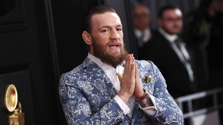 Conor McGregor i pieniądze... Ile zarobił?