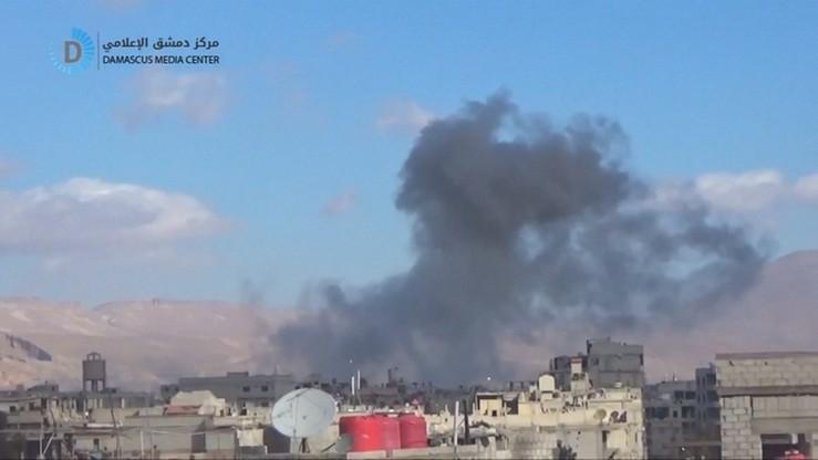 Prasa: atak na rosyjską bazę w Syrii. Zniszczono siedem samolotów