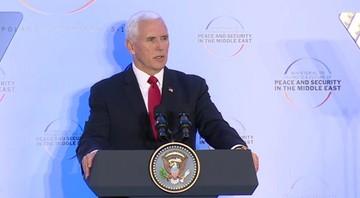Media: wiceprezydent USA planuje przylot do Polski. Szczerski: wizyta nie jest planowana