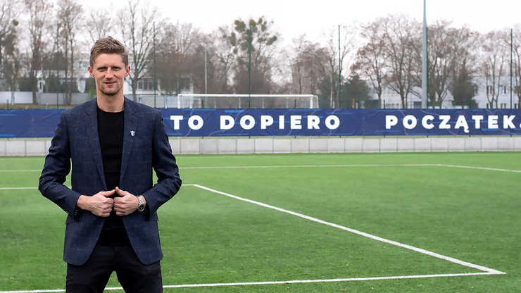 PKO Ekstraklasa: Paweł Magdoń dyrektorem sportowym Wisły Płock