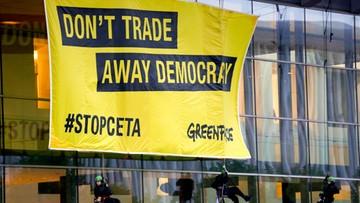 Nie zgodzili się na umowę CETA. Belgijska Walonia podtrzymała sprzeciw