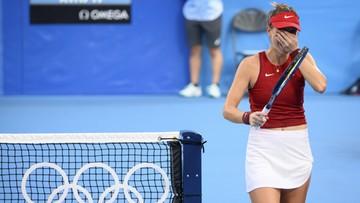 Tokio 2020: Bencić ma szansę na dwa złote medale w tenisie