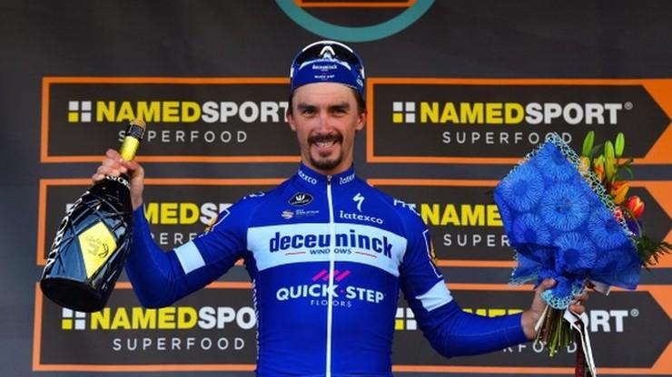 Criterium du Dauphine: Alaphilippe wygrał szósty etap, Yates liderem