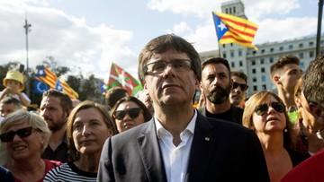 Katalonia rozpoczyna kampanię przed referendum ws. niepodległości. Wbrew rządowi Hiszpanii i TK