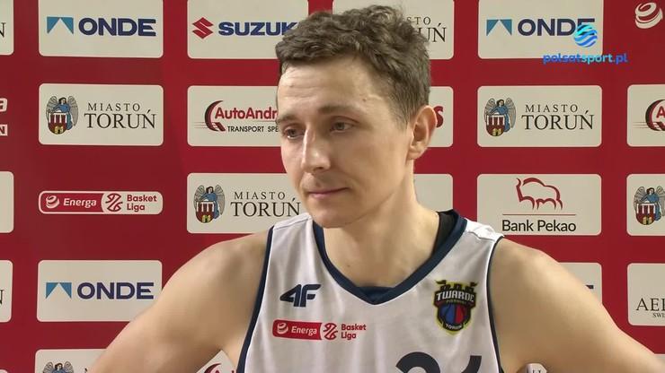 Bartosz Diduszko: Nie zrealizowaliśmy przedmeczowych założeń