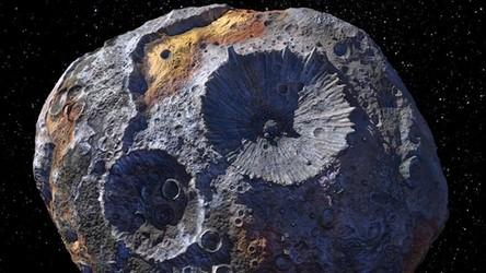 Niestety, planetoida Psyche nie jest warta, bagatela, 37 biliardów złotych