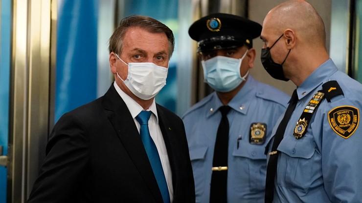 Minister zdrowia Brazylii zakażony koronawirusem. Spotkał się wcześniej z Borisem Johnsonem