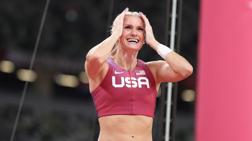 Tokio 2020: Katie Nageotte mistrzynią olimpijską w skoku o tyczce