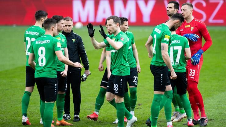 Fortuna 1 Liga: Górnik Łęczna - Puszcza. Relacja na żywo