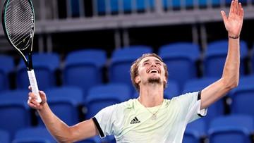 Alexander Zverev mistrzem olimpijskim!