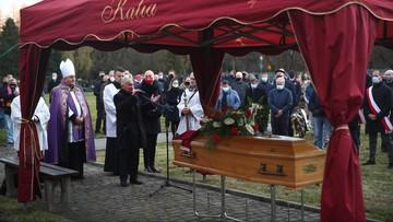 Adam Musiał spoczął na cmentarzu w Krakowie