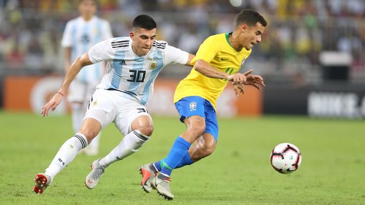 Copa America: Brazylia - Argentyna. Transmisja w Polsacie Sport i Polsacie Sport Premium 1