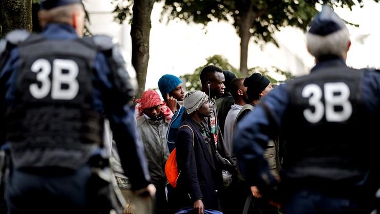 Rozpoczęto budowę muru w Calais. Ma powstrzymać uchodźców