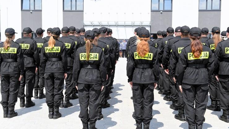 Trzy tysiące policjantów z awansami