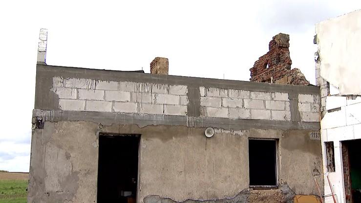 MSWiA: nie brakuje pieniędzy na odbudowę domów po nawałnicach