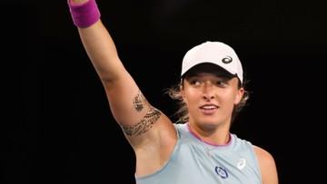 WTA w Adelajdzie: Kiedy Świątek zagra w półfinale?