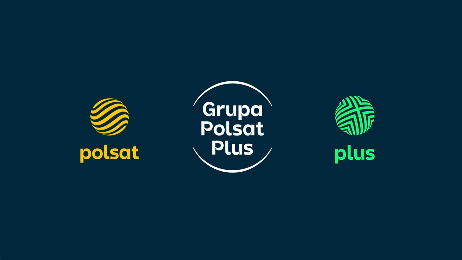 Grupa Polsat Plus - zmieniamy się dla Ciebie. Nowe logotypy!