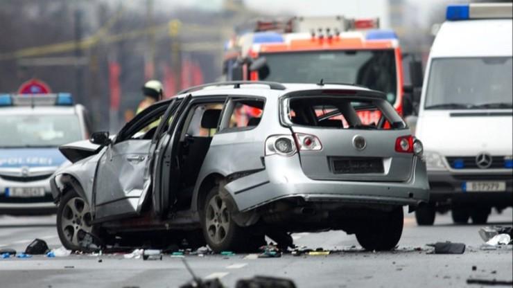 Berlin: eksplozja samochodu. Policja wyjaśnia okoliczności