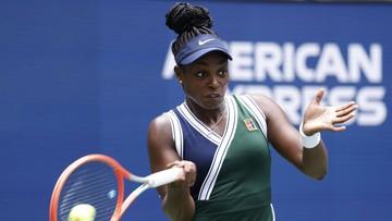 US Open: Stephens lepsza w meczu finalistek z 2017 roku, może być rywalką Linette