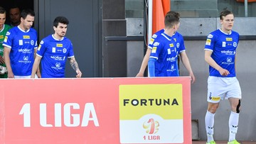 Fortuna 1 Liga: Miedź uratowała punkt w doliczonym czasie