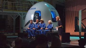 Bezos i Branson w oczach USA nie są astronautami. Zmieniono przepisy