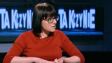 Kaja Godek chce zwolnienia specjalistek Biura Analiz Sejmowych za krytykę projektu Zatrzymaj Aborcję