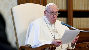 Papież apeluje o sprawiedliwą dystrybucję szczepionek