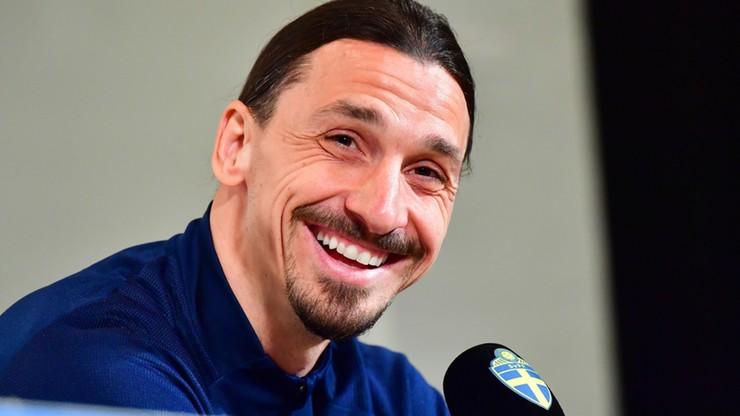 Zlatan Ibrahimovic wrócił do kadry i... po raz pierwszy zaśpiewał hymn