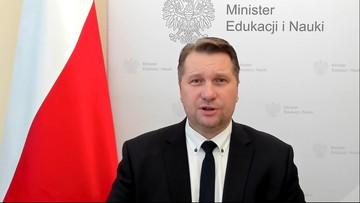 Czarnek o TSUE: sędzia na wojnie ideologicznej z Polską postanowiła zrobić taki wybryk