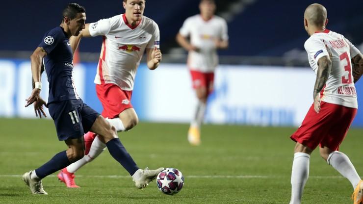 Liga Mistrzów: RB Lipsk - Paris Saint-Germain 0:3. Skrót meczu