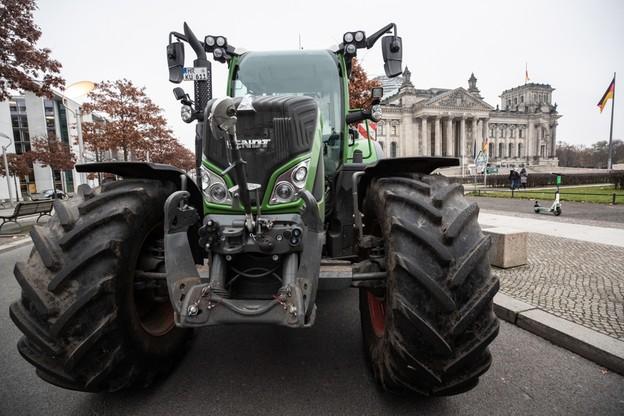 W proteście ma wziąć udział ok. 10 tys. rolników