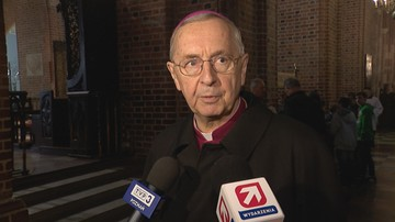Abp Gądecki: krzyż, cierpienie, choroba i śmierć nie są ostatnimi słowami chrześcijaństwa