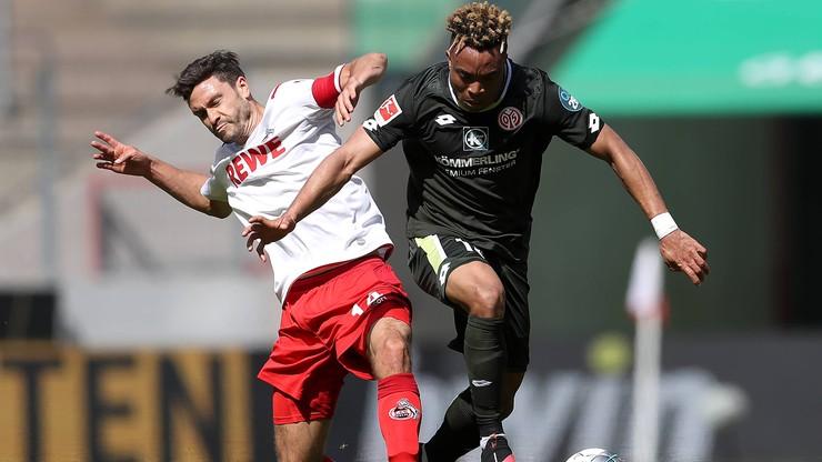 Bundesliga: Szalona pogoń Mainz, remis w Kolonii (WIDEO)
