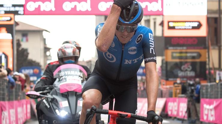 Giro d'Italia: Ben O'Connor wygrał etap, Rafał Majka wciąż szósty