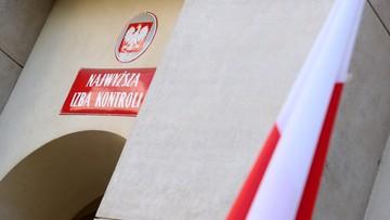 Lewica chce kontroli NIK w spółkach Skarbu Państwa