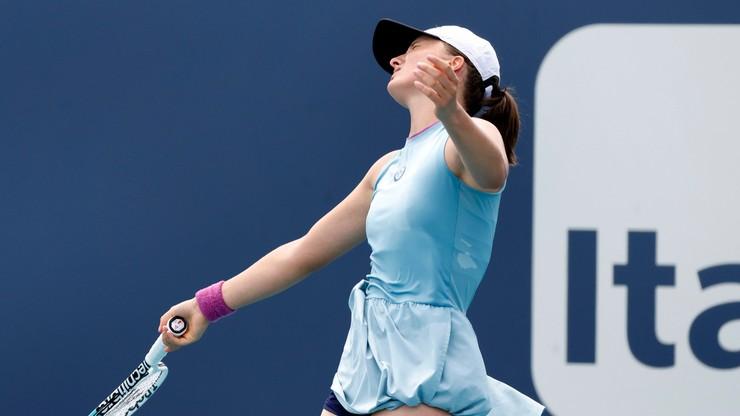 WTA w Stuttgarcie: Iga Świątek nie weźmie udziału w turnieju