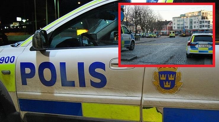 Szwecja. Zamach terrorystyczny w mieście Vetlanda. Są ranni