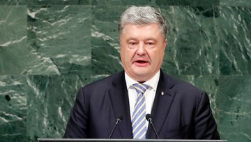 Poroszenko: dzięki Putinowi Ukraina jest bardziej europejska