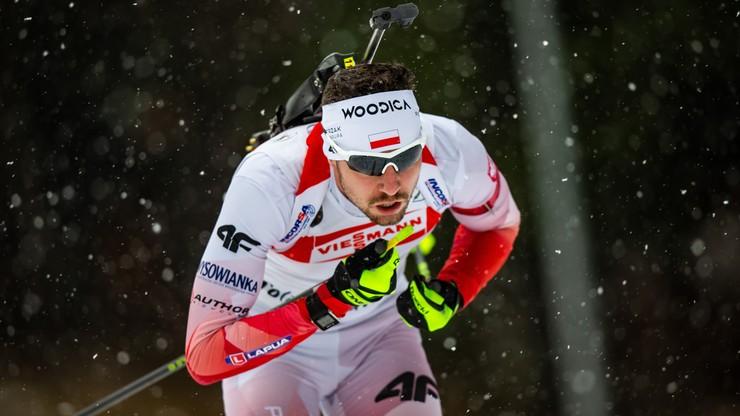 PŚ w biathlonie: 12. miejsce Polski w sztafecie mieszanej w Oberhofie