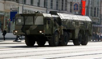 Rosja o Iskanderach w Kaliningradzie: rutynowe manewry