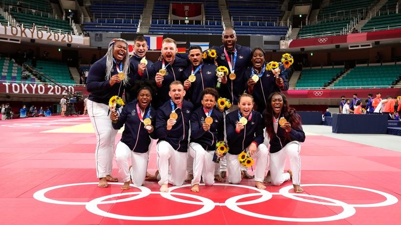 Tokio 2020. Historyczne złoto dla Francji w judo