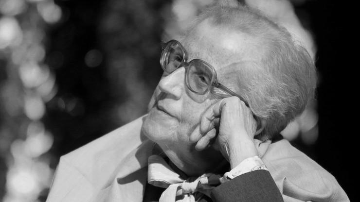 Zmarła Józefa Hennelowa. Miała 95 lat