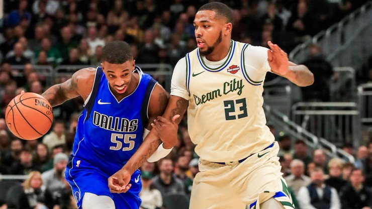 NBA: Seria zwycięstw Bucks zakończona