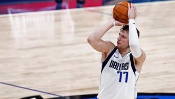 NBA: Europejczycy poprowadzili Dallas Mavericks do wygranej z San Antonio Spurs