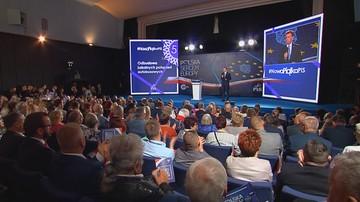 Kaczyński: będziemy bronić prawa do tego, by w Polsce w dalszym ciągu istniała normalna rodzina
